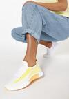 Żółte Buty Sportowe Jenierea