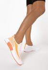 Pomarańczowe Buty Sportowe Jenierea