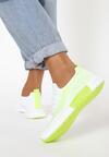 Limonkowe Buty Sportowe Jenierea