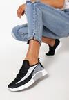 Czarne Buty Sportowe Jenierea