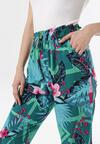 Zielone Spodnie Nedathelia