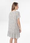 Biała Sukienka Avahaneh
