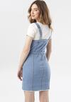 Niebieska Sukienka Doriavien