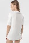 Biała Bluzka Adolea
