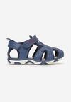 Niebieskie Sandały Jenielori
