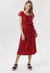 Czerwona Sukienka Sereirial