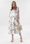 Biała Sukienka Pereithe