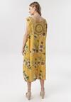 Żółta Sukienka Pereithe
