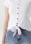 Biała Bluzka Aegareida
