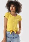 Żółta Bluzka Aegareida
