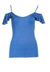 Niebieska Bluzka Dovia