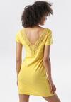 Żółta Sukienka Railea