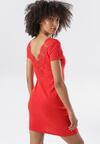 Czerwona Sukienka Railea