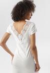 Biała Sukienka Railea