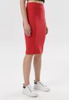 Czerwona Spódnica Himedone