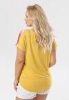 Żółta Bluzka Ginelia