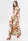 Jasnozielona Sukienka Arareino