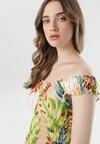 Beżowa Sukienka Arareino