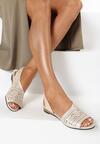 Złote Sandały Diomere