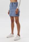 Niebieska Spódnica Baileet