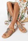 Beżowe Sandały Doriefer