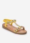 Żółte Sandały Nonalodia