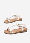 Białe Sandały Nonalodia
