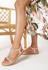 Różowe Sandały Nonalodia