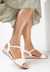 Białe Sandały Pereipheme