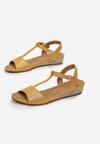 Żółte Sandały Pereipheme
