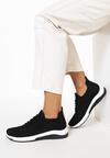 Czarne Buty Sportowe Iphamia