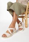 Beżowe Sandały Metinea