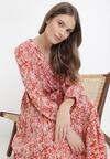 Czerwona Sukienka Aereris