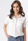 Biała Koszula Polymnia