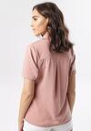 Ciemnoróżowa Koszula Polymnia