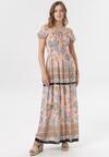 Jasnoróżowa Sukienka Alya
