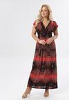 Czerwona Sukienka Philippis