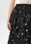 Granatowa Spódnica Marybel