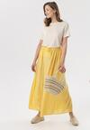 Żółta Spódnica Juline