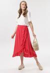 Czerwona Spódnica Taria