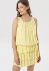 Żółta Sukienka Arecel