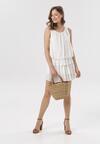Biała Sukienka Arecel