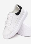 Białe Sneakersy Sneakersy Neda