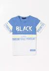 Niebieska Koszulka Neamerose
