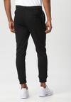 Czarne Spodnie Mairane