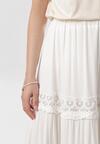 Biała Spódnica Euphemeia