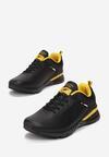 Czarno-Żółte Buty Sportowe Turnbull