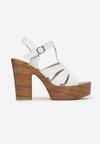 Białe Sandały Wendy