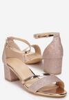Różowe Sandały Nedarea