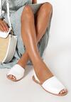 Białe Sandały Galirise